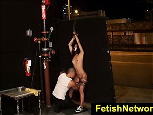 FetishNetwork Gina Valentina face pulverized