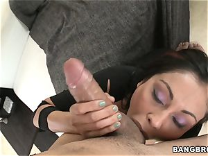 Priya Rai gets some throat magic working