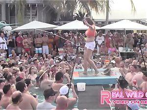 desire fest Key West naughty raw T challenge