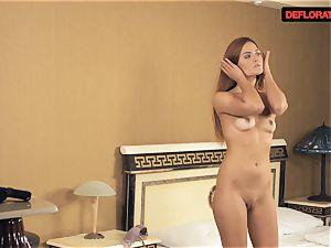super hot masturbation of Matilda Oj