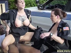 Santa tears up cougar and anal invasion huge funbags hd I will catch any perp with a huge dark-hued prick,