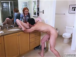 rough homemade amateur gonzo Dolly lil' loves it rough and rock-hard