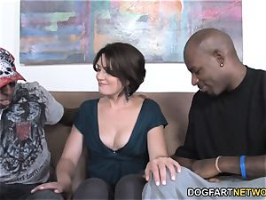 anal invasion stunner Sarah Shevon multiracial dp