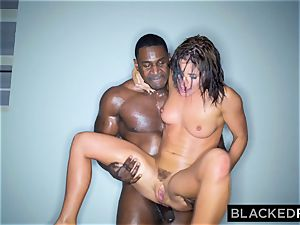 BLACKEDRAW Adriana Chechik Needs A double dose Of bbc