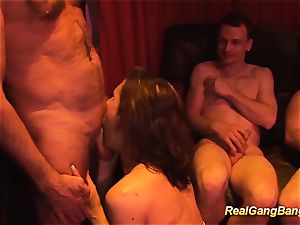 Swinger club groupsex fucky-fucky