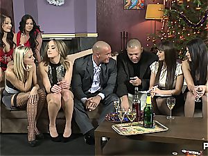 The hookup Game before Christmas vignette 1