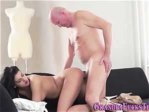 Ethnic nubile nutted