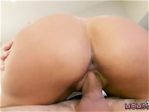 Italian first-timer webcam and round blondie cheating super-fucking-hot cougar humped Delivery stud