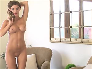 Niki Skyler flashes off her incredible breasts