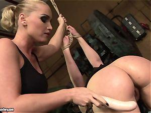 Kathia Nobili fuck stick screw the rump of her buddy