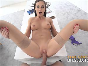 Tina Kay - spunk thirsty milf
