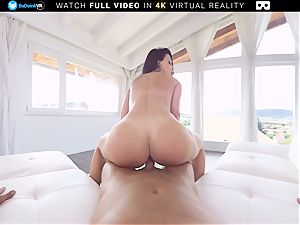 BaDoink VR Aletta Ocean Will Take Care Of You VR porn