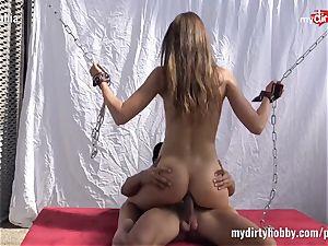 My muddy leisure activity - BlackSophie horny Sophia fetish slut