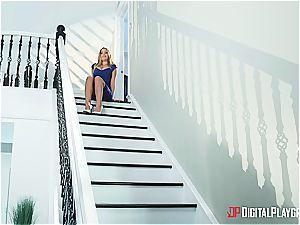 Britney Amber can seduce any guys she luvs