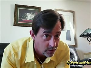 Ms Paris and Her Taboo Tales-Daddy daughter-in-law experience