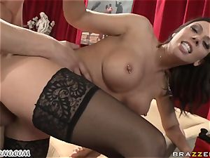 Rachel Starr and her mates in the insane swinger gang porn