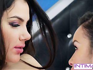 Valentina Nappi and Eden love to use fucktoys to jizm hard