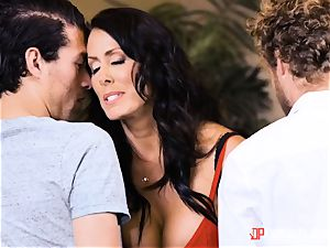 milf Reagan Fox covets 2 ample jizz-shotguns