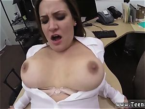 tear up in the bathroom massage phat globes and hand job jizz It was so large and juicy, it had