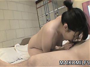 Keiko Fukagawa: uber-sexy Japan mom Facialized A pile