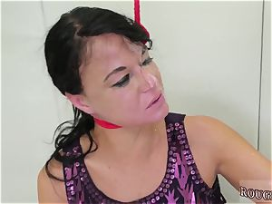 cruel audition anal invasion and extreme bellowing orgasm Talent Ho