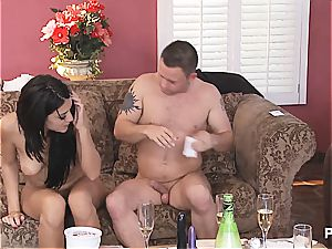 gang lovemaking and Hangman with lovely couples 4