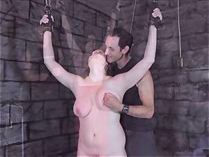 shackled nubile flogged