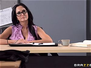 huge-chested educator Ava Addams is fucked by her schoolgirl