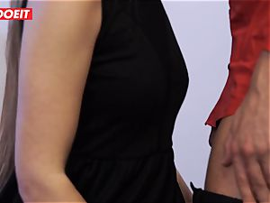softcore porking with Czech pinup babe Alexis Crystal